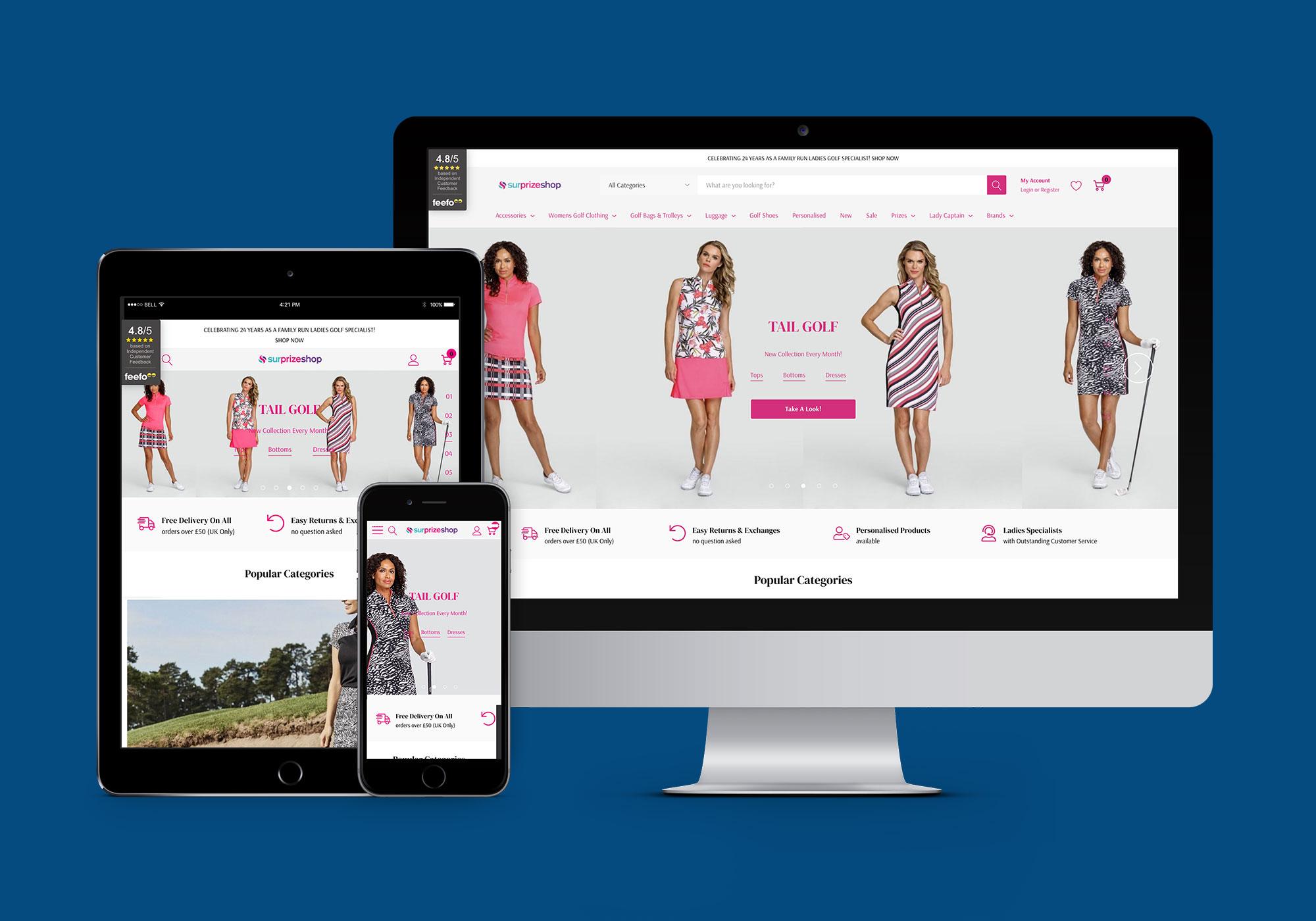 BigCommerce - Surprize Shop